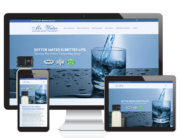 Mr. Water responsive website mobile friendly